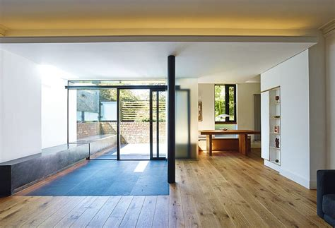 Tunnell Vision Dark Basement Flat Given A Bright New