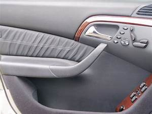 2001 Mercedes-benz S-class - Interior Pictures