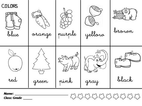 Colouring Pictures For Grade 1 Printable Pictures Coloring