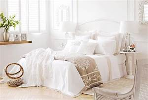 exquisite beddings for romantic rooms by zara home With bedroom furniture zara home