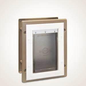 dog doors standard wall doors electronic petsafe With electronic dog door medium
