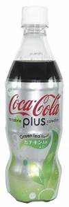 REVIEW: Green Tea Coke Plus With Catechin - The Impulsive Buy