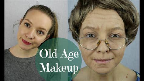 age makeup tutorial youtube