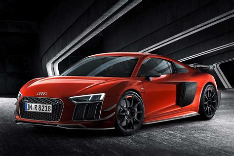 Special £176,560 Audi R8 Is Limited To Five Cars In The Uk