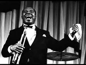 Louis Armstrong... Real Musicians Quotes