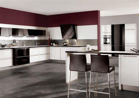 black gloss kitchen ideas high gloss kitchen designs for modern house