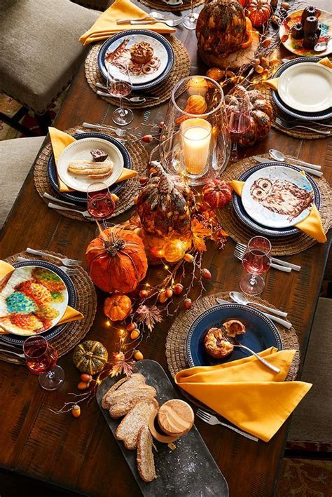 love  table setting  pier   holiday table