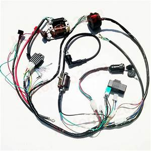 Chinese 110 Atv Wiring Harness