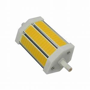 Ampoule Led R7s 50w : ampoule r7s 8 watts led cob 118mm dimmable ~ Edinachiropracticcenter.com Idées de Décoration