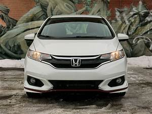 2018 Honda Fit Review  Tiny Hints Of Type R Lineage