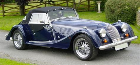 Hire Our Luxury Classic Morgan +8 Uk Supercar Rent Dh