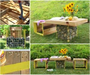 Better Homes And Gardens Patio Furniture by 20 Outdoor Pallet Furniture Diy Tutorial