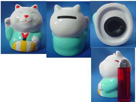 ceramic piggy bank maneki neko japan goods shop