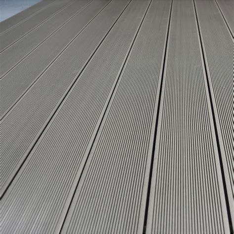 planche primo en composite gris l 300 x l 14 5 cm x ep 21