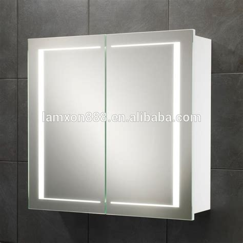 led medicine cabinet mirror new style wall mount medicine cabinet with double sided