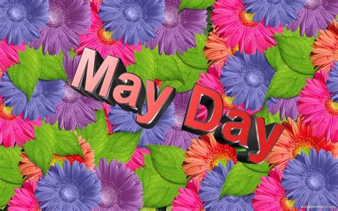 50+ Most Beautiful May Day Wish Pictures And Photos