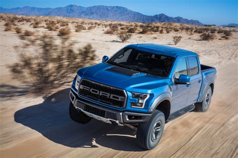 improved  ford   raptor perfect