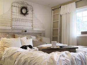 Creative upcycled headboard ideas bedrooms bedroom for Bedroom headboards ideas