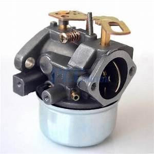 Carburetor Tecumseh Hmsk80 Hmsk85 Hmsk90 Hmsk100 640349