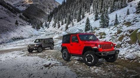 All-new 2018 Jeep ® Wrangler