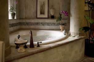 corner tub bathroom designs