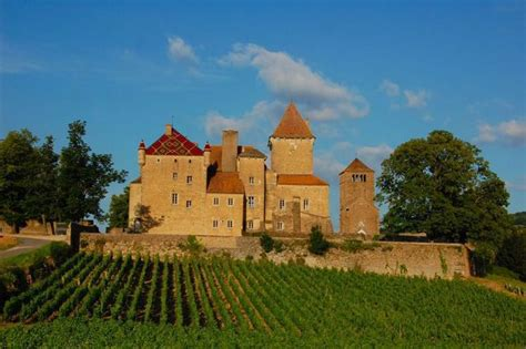 cluny chambres d hotes château de pierreclos monument historique doté de 3