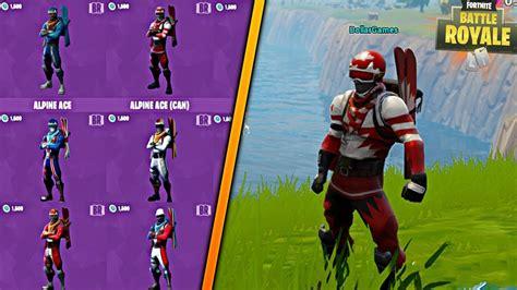 nuevas skins epicas pico en fortnite battle royale
