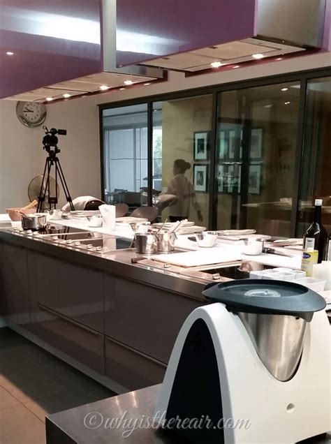steam cooking with miele at alain ducasse of