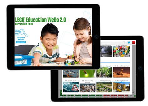 Lego Education Wedo 20 Set Base  Giunti Scuola Store