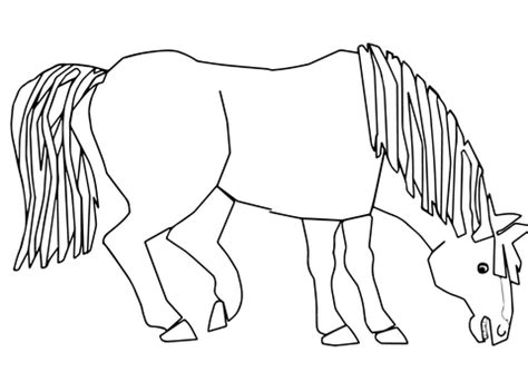 Free Printable Coloring Pages Of Realistic Horses