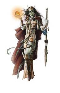 Dnd Human Female Characters