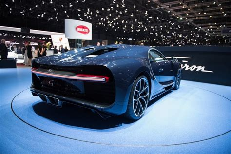This beast of an engine employs four turbochargers to bugatti claims that the chiron makes the dash from zero to 60 mph in a mere 2.3 seconds, and it has a top speed of 261 mph. 2018 Bugatti Chiron Gallery 709755   Top Speed
