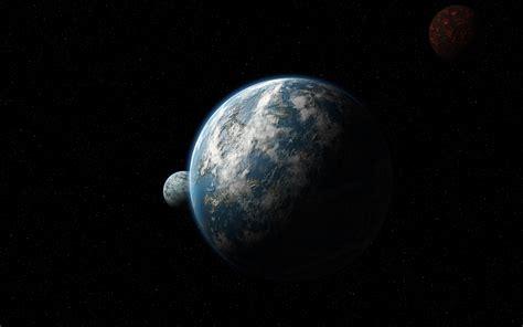 Scientific Space Planet Galaxy Stars Mac Ox Ultrahd 4k