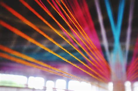 Toki's Synth Series Uses Yarn To Visualize Sound In Three