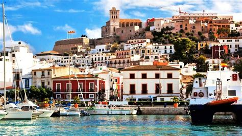 Top10 Recommended Hotels In Ibiza Town Ibiza Balearic