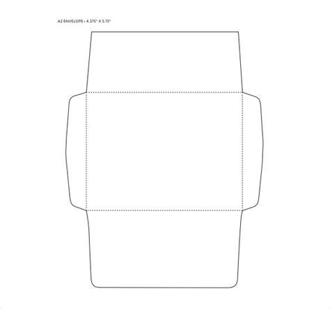 a2 envelope template 7 sle a2 envelopes sle templates