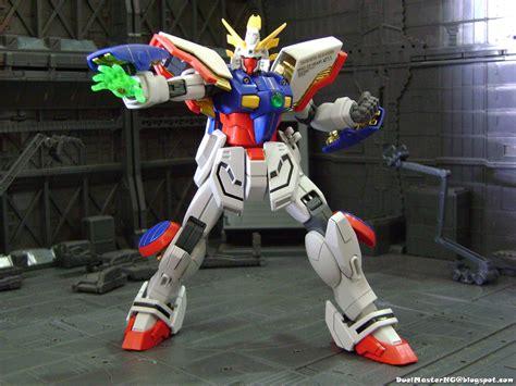 Mg Gf13-017nj Shining Gundam (bandai