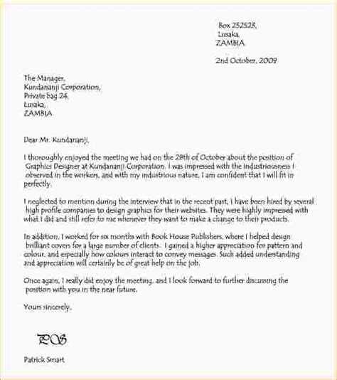 how to write a thank you letter for an 6 how to write thank you letter ganttchart template 22465