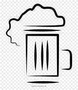 Beer Coloring Mug Birra Disegno Clipart Boccale Immagini Boccali Cerveja Caneca Colorare Colorir Desenho Pinclipart Ultra Clipartkey sketch template