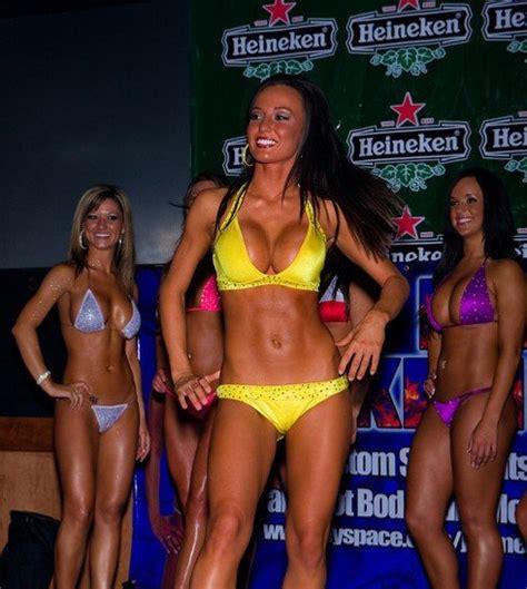 heineken bikini contest