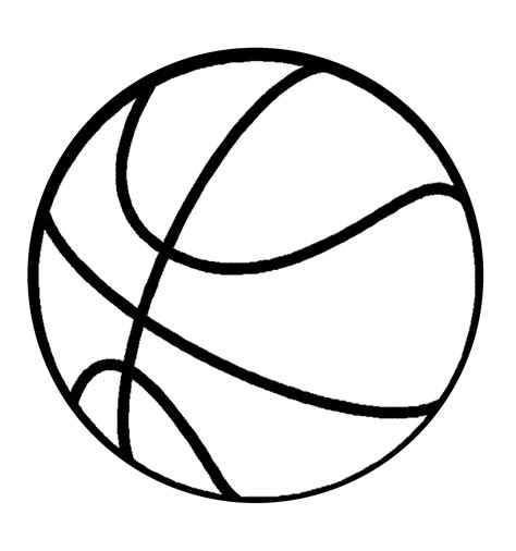 basketball coloring pages    print