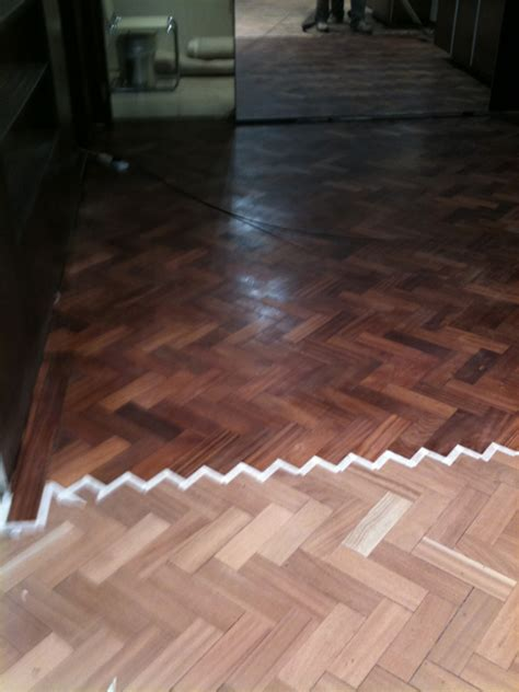 refinishing parquet floor tiles option 2 attention to detail for parquet floor restoration