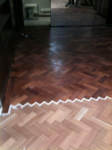 option 2 attention to detail for parquet floor restoration With repair parquet floor