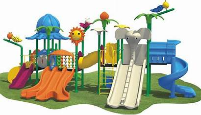Playground Clip Clipart Outdoor Equipment Play Ground