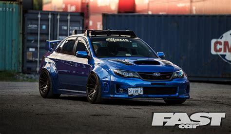 fastest subaru wrx widebody subaru impreza wrx sti fast car