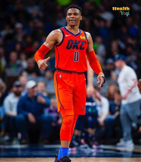 Russell Westbrook Diet Plan And Workout Routine Age