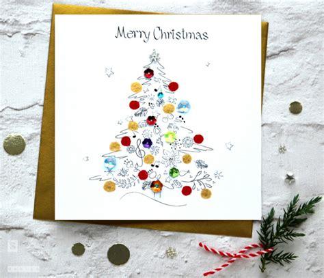 weihnachtskarten zum selber machen 1001 ideen zum thema weihnachtskarten basteln