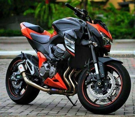 Modification Kawasaki Z800 by Motorcycles Bikers And More Foto Kawasaki Z800