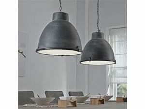Hängelampe 3 Flammig : h ngelampe 2 lampenschirme metall industrie design factory grau ~ Frokenaadalensverden.com Haus und Dekorationen