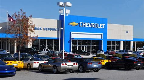 About Rick Hendrick Chevrolet Of Duluth